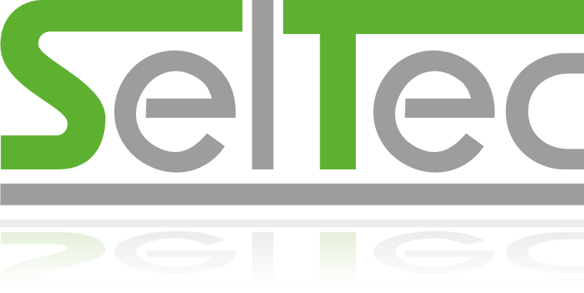 SelTec Logo Selektive Oberflächenbeschichtung